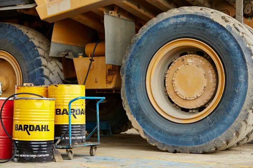 Bardahl truck